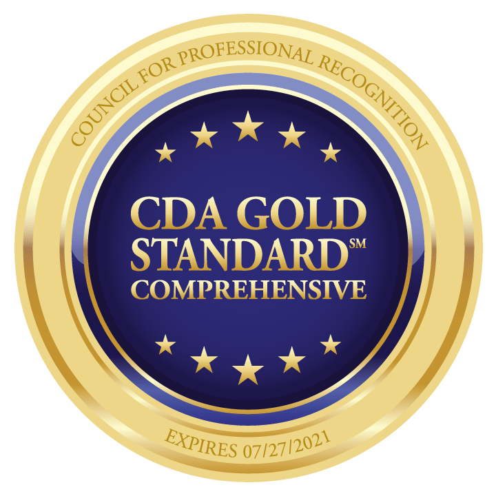 Care Courses CDA Gold Standard