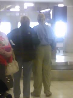 レニー先生とフランク先生到着