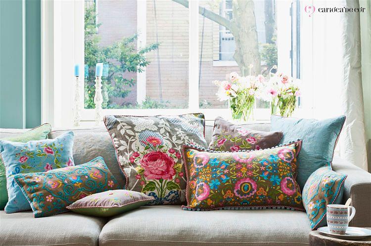 almofadas para decoracao de sala