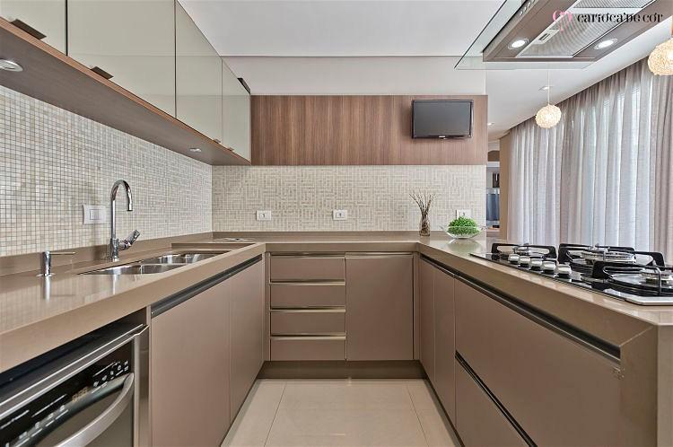 paleta de cores para cozinha
