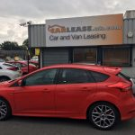 In Review Ford Focus St Line 1 5 Tdci Carlease Uk