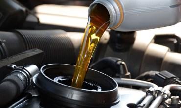 óleo de câmbio