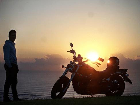 moto apaixonado