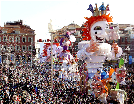 Carnival New Orleans News Nice Mardi Gras