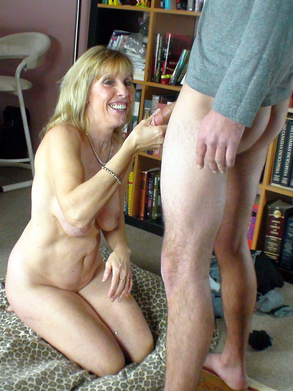 A boy invited to fuck the wife - 1 part 9