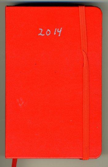 My 2014 journal
