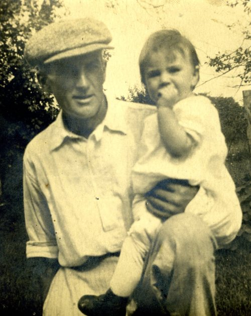Ellsworth and Janet Hall, 1920