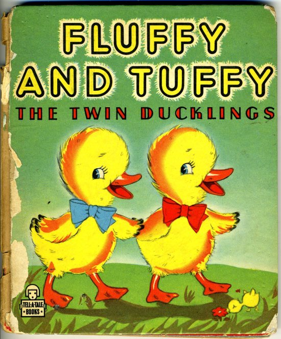 "The cover of ""Fluffy and Tuffy"""