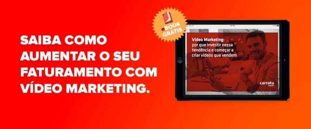 Baixe grátis nosso e-book sobre vídeo marketing!