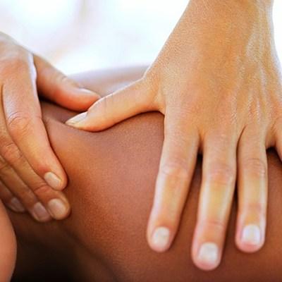 Massagem não é frescura
