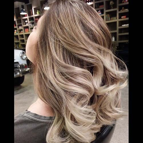Ombre Hair - Brunno Moreno