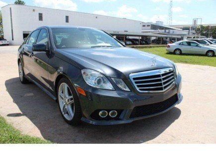 Mercedes-Benz E Class Houston