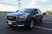 The Evolution of... the GMC Acadia