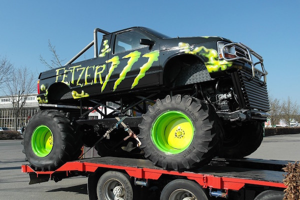 A Brief History of Monster Trucks
