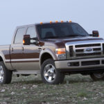 Built Ford Tough: The F250 Super Duty