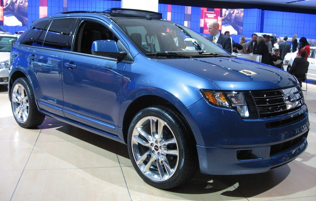 History Of The Ford Edge