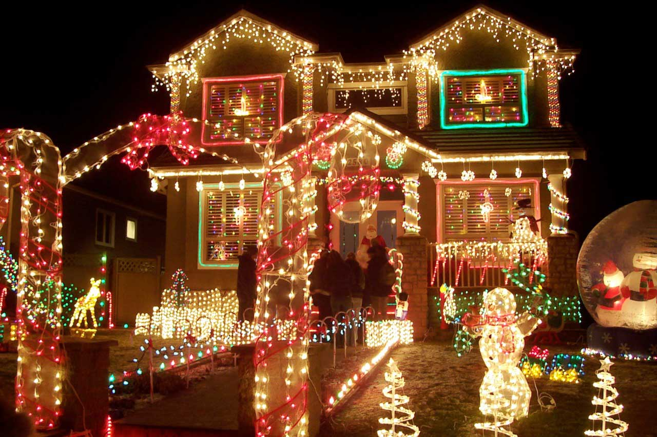 Awesome Christmas Light Displays