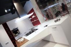 una cucina esposta a Expocasa 2013