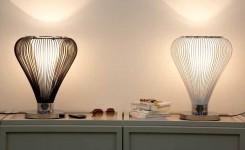 Due lampade da tavolo Tognara Cantara, Fontebasso