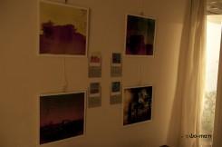 home gallery Wo-Ma'n in Roma: parete con 4 fotografie e relative didascalie