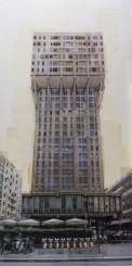 Milano, Torre Velasca, 2011-2013 foto