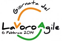 Logo della Giornata del Lavoro Agile, indetta dal Comune di Milano