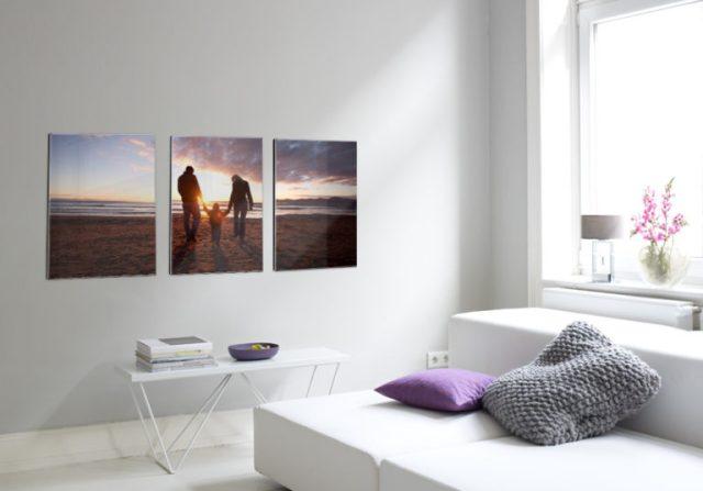 Stampa fotografica su tela pittorica