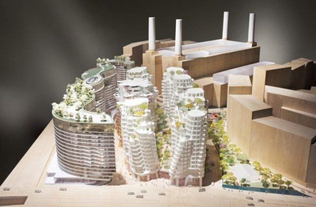 Riqualificazione Battersea Power Station - Progetti di Frank Gehry e Foster + Partners
