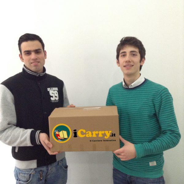 I fondatori di iCarry.it