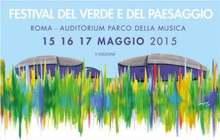"""Festival del Verde del Paesaggio - """"Balconi per Roma"""""""