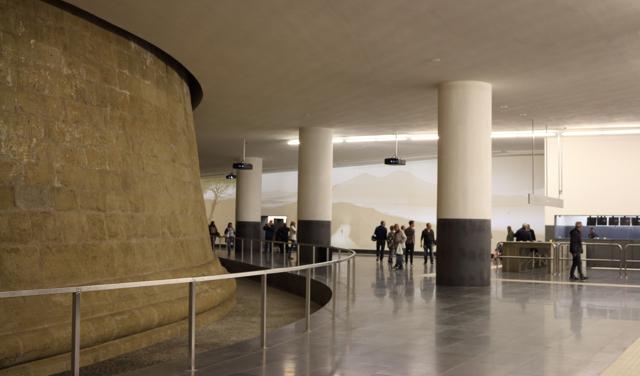 Alvaro Siza, la stazione «Municipio» di Napoli