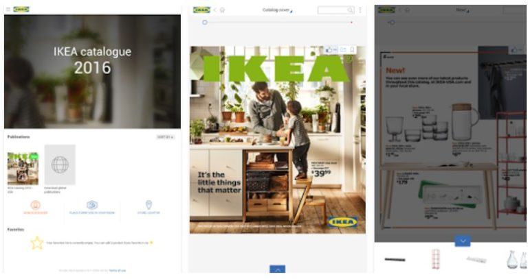 App per arredare casa android iphone e ipad casanoi blog for Programma ikea per arredare