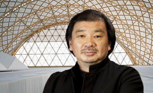 L'architetto Shigeru Ban Pritzker Prize 2014