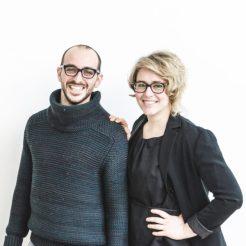 Andrea Sesta e Daniela Galvani, fondatori di What a Space