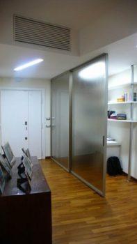Realizzazione angolo studio in casa