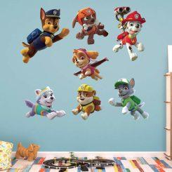 stickers murali per decorare la cameretta dei bambini