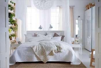 calcolo dei punti luce in camera da letto