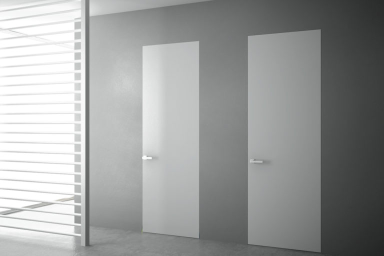 Le porte rasomuro o filomuro | CasaNoi Blog