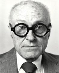 Philip Johnson architetto