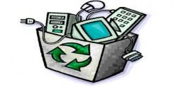 smaltimento gratuito dei rifiuti elettronici