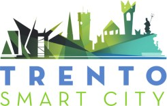 il logo di Trento Smart City