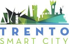 il logo di Trento Smart City