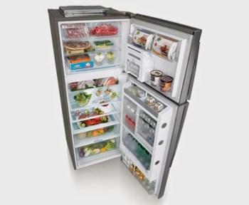 oggetti più sporchi della casa frigorifero