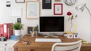 come arredare un angolo studio o lavoro in una stanza