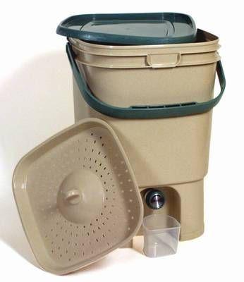 Dispositivi per il compost domestico casanoi blog - Compost casalingo ...