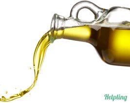 pulizie eco-friendly con olio d'oliva