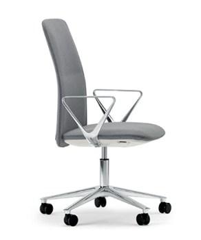 sedie da ufficio per una corretta postura Sedia Slim di Alias