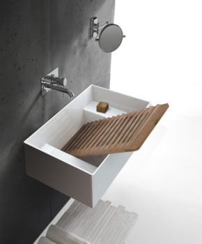 lavabo-lavatoio Meg 11 di Ceramica Galassia