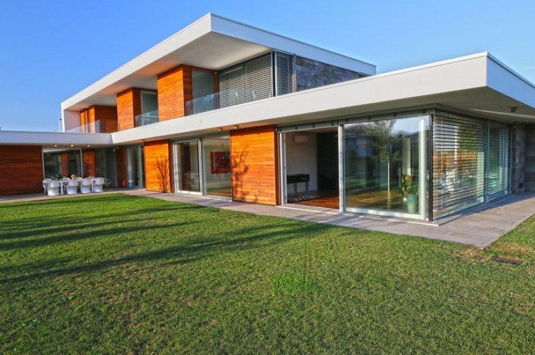 I vantaggi di una casa in legno casanoi blog - Vorrei costruire una casa in legno ...