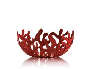 arredare casa in stile marino con la serie Mediterraneo di Alessi a forma di corallo